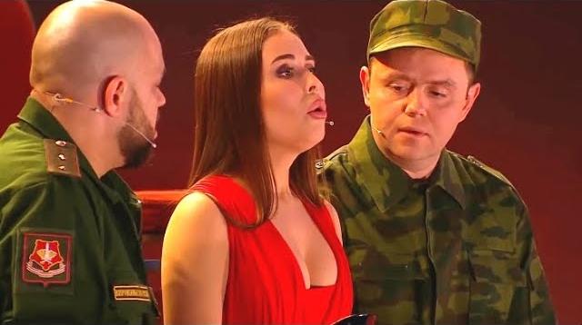 Фото Солдаты в опере