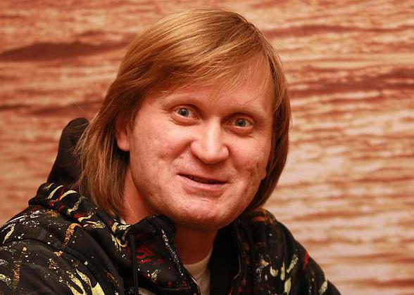 актер Уральские Пельмени Андрей Рожков