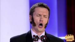 видео уральских пельменей Оперный певец