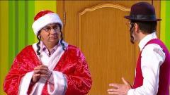ролик уральских пельменей Еврейский Дед Мороз