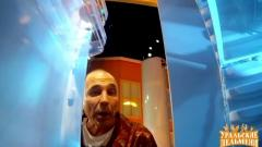 видео уральских пельменей Мышь повесилась!