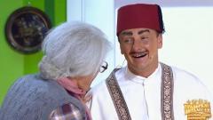видео уральских пельменей Бабушка и Ахмет
