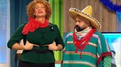 ролик уральских пельменей Мексиканский болельщик