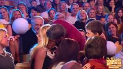 видео уральских пельменей Поцелуй. Интерактив с залом
