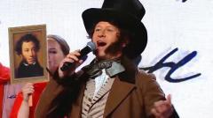 "Вячеслав Мясников. Номер Песня ""А у меня"" онлайн"