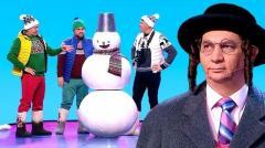 видео уральских пельменей Снежная баба