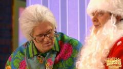 видео уральских пельменей Дед Мороз у бабушки и Маши