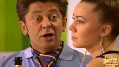 видео уральских пельменей Парочка и галстук