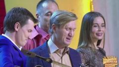 """номер Финальная песня """"Женские руки"""" Уральские Пельмени"""