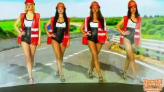 видео уральских пельменей ДРСУ