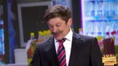ролик уральских пельменей Губернатор в супермаркете