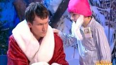 видео уральских пельменей Дед Мороз и дети