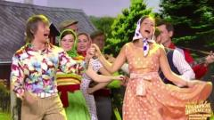 видео уральских пельменей Деревенская агро-песня