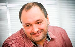 фото актера Сергей Ершов из уральских пельменей