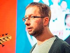 фото актера Сергей Калугин из уральских пельменей